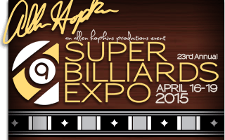 Super Billiards Competition and Expo for All