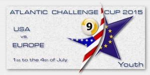 Atlantic Challenge Cup – Team Europe Player Change