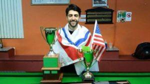 2015 Snooker Champion