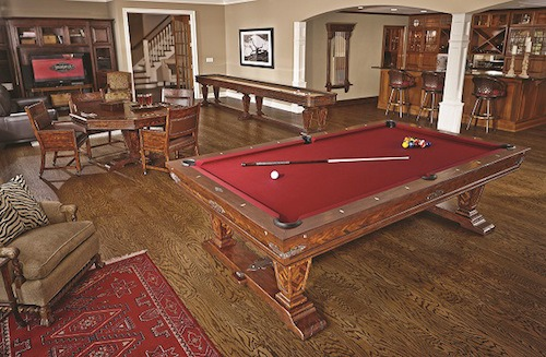 Brunswick Billiards – Tips on the Perfect Game Room