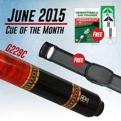 McDermott's June Cue of the Month
