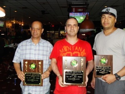 Miguel Laboy Wins Tri State Tour Stop at Steinway-Cafe Billiards