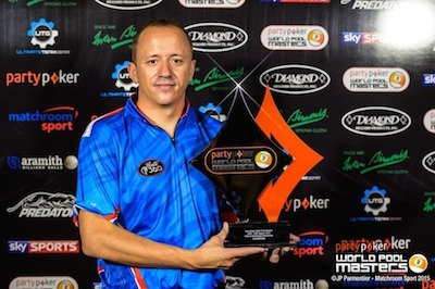 Shane Van Boening Wins PartyPoker World Pool Masters