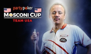 "Van Boening is ""First Man In"" for Mosconi Cup's Team USA"