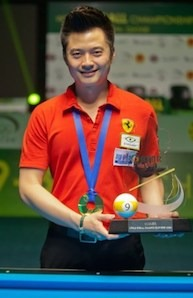 Taiwan's Ko Pin Yi wins his first World 9-ball Championship