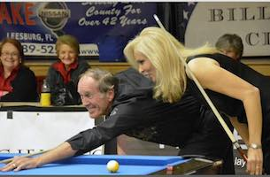 Two legends take billiard table sex to a new level - 3 3