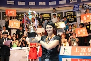 Pool-Billiard Star Kelly Fisher to Undergo Major Surgery