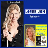 Loree Jon is Back – See Her at pool's Florida Billiard Expo in January