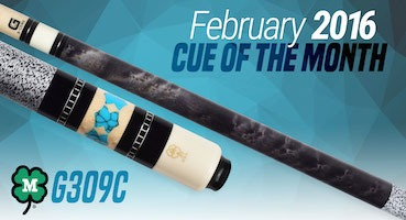 McDermott Free Pool Cue Giveaway for February 2016
