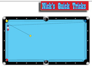 Nick's Quick Tricks from Pool & Billiard Magazine