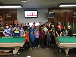 Michigan Junior State 9-Ball Champions Crowned
