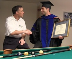 $2500 Billiard University Playing-Ability-Exam Challenge
