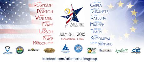 Pool's Atlantic Challenge Cup, July 8-11 – Free Live Stream