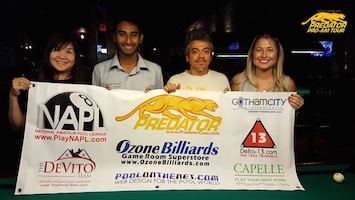Pool News from Predator Pro Am Tour