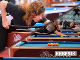 10-ball Competition Started in Tirana