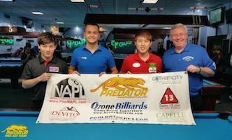 Juszczyszyn Wins Gotham City Billiards Pro 9-Ball Classic – The Full Story!