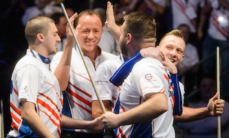 Mosconi Cup Team USA Ranking Events