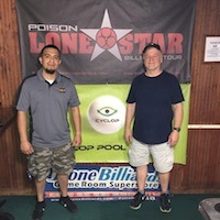Torres and Charles Annihilate on Poison Lone Star Tour