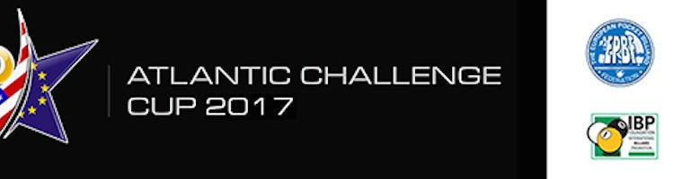 Pool's USA 2017 Atlantic Challenge Cup Team Captain