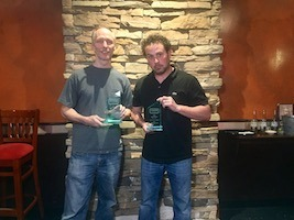 Pools Tri State Tour Winners