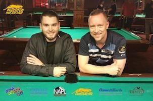 Winners Stop #12 Predator's Pro/Am