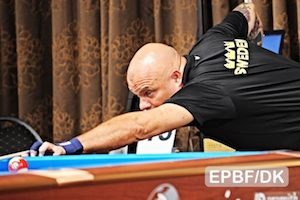 Karlsson Tops Kristiansen in European Seniors 14.1