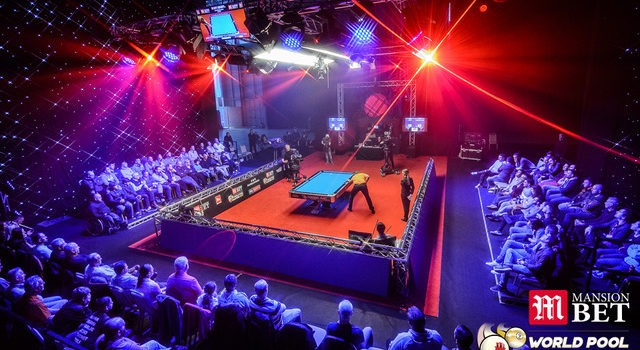 MansionBet World Pool Masters  Opening wins for Pag, Shane and Dyno