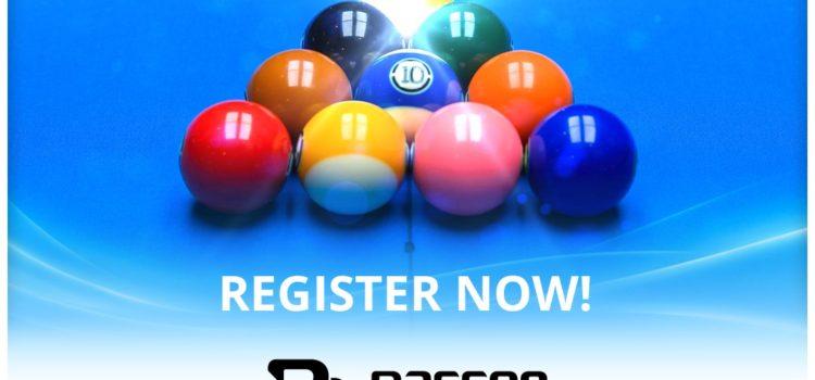Registration for Rasson 10-Ball Masters Championship