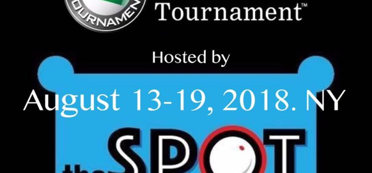 The Spot Hosts the 78th World 14.1