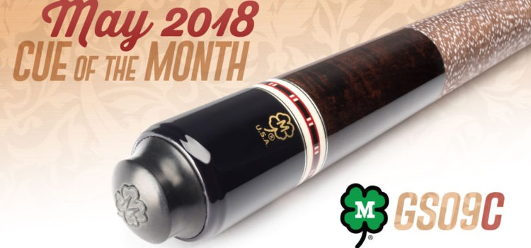 McDermott Cue of the Month Giveaway for May