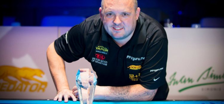 Chris Melling Wins World Pool Series 8-Ball Classic Championship