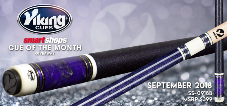 Viking SmartShops Cue Giveaway for September