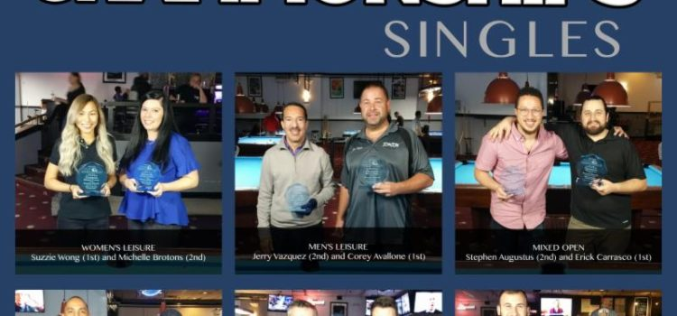 5th Annual NYC 8-Ball Championships – Singles
