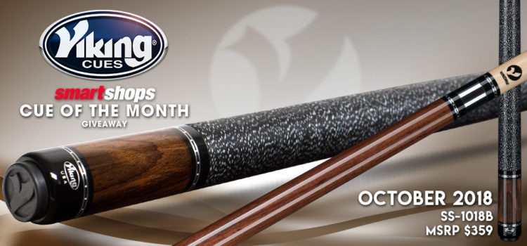 Viking SmartShops Cue Giveaway for October