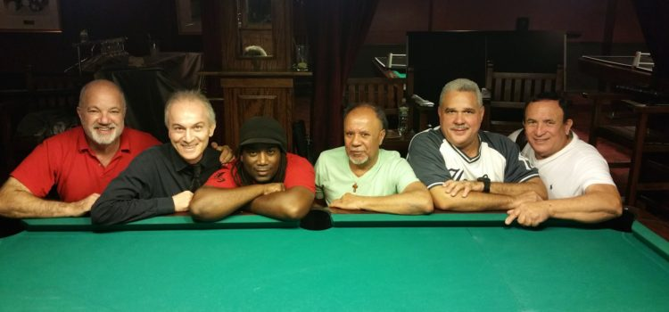 NAPL Team 8-Ball Season Champs – Los Compadres