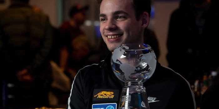 Joshua Filler, Predator Grand Finale Champion