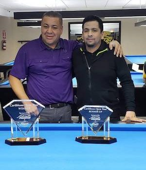 Edwin Garcia Wins Predator Caribbean 10 Ball Open