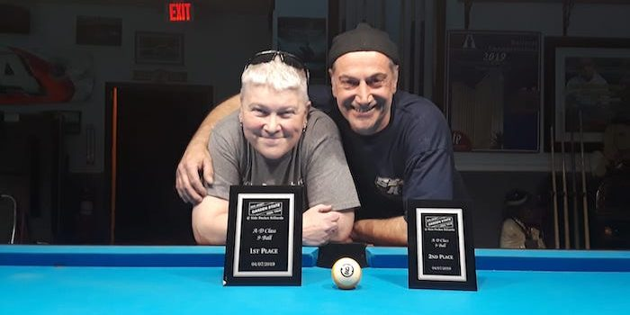 Results April 7 Garden State Pool Tour