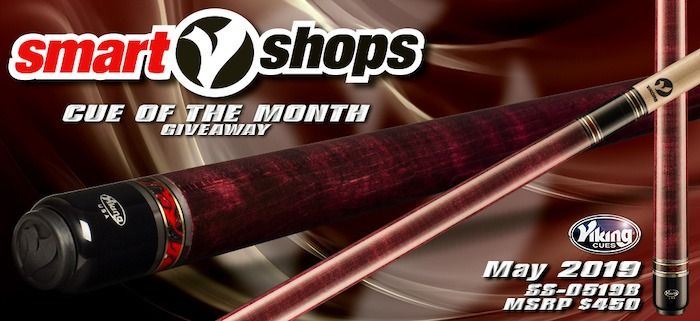 Viking SmartShops Cue Giveaway for May