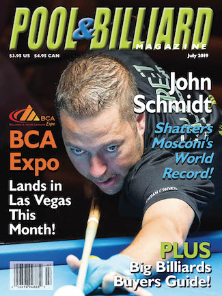 Pool & Billiard Magazine - Page 17 of 85 - The original monthly