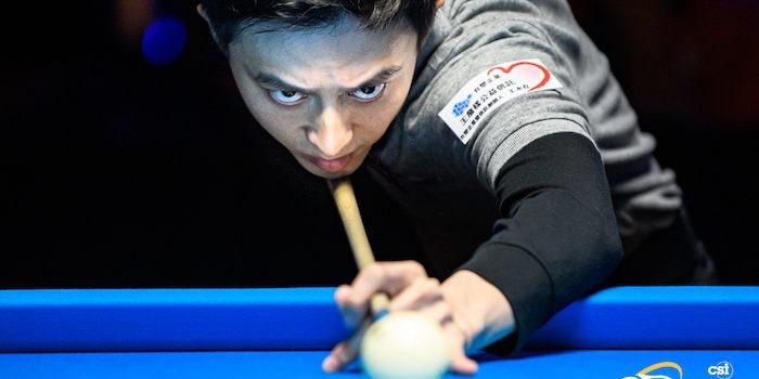 Predator World 10-ball Championship Down to Final Four