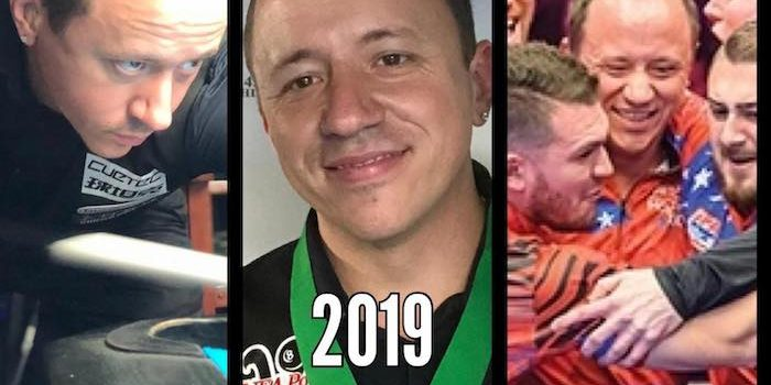 Shane Van Boening – 2019 World 14.1 Champion