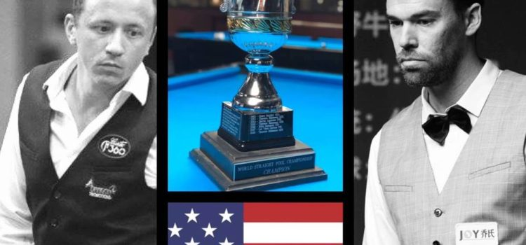 One Epic Match for Immortality. 1:00pm FINALS: VAN BOENING vs DEUEL