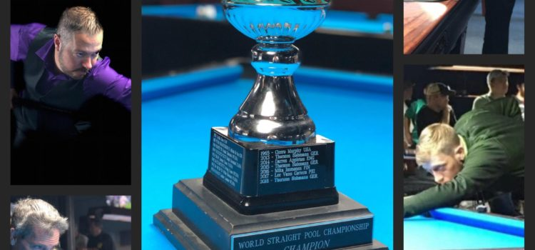 79th World Straight Pool – Quarter & Semi Finals