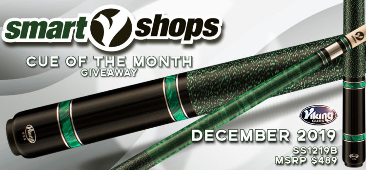 Viking SmartShops Cue Giveaway for December