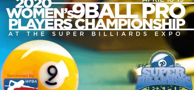 WOMEN'S 9-BALL PRO PLAYER CHAMPIONSHIP