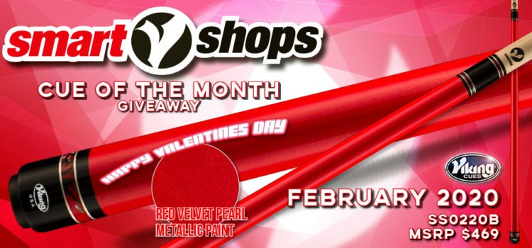 Viking Cue of the Month February Giveaway