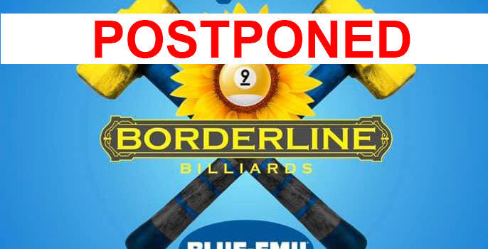 WPBA Sledgehammer Open Postponed