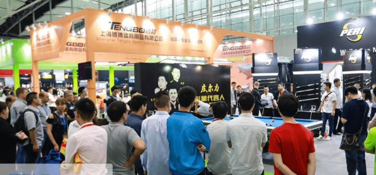 14th China Guangzhou Int'l Billiards Exhibition
