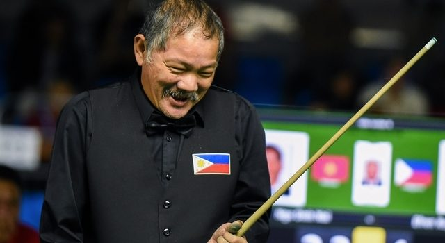 Efren 'Bata' Reyes Received PSA Lifetime Achievment Award